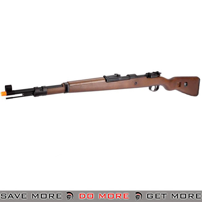 Pre-Order July G&G Top Tech G980 Mauser KAR 98K WWII Airsoft Co2 Gas Rifle  (Real Wood Stock)