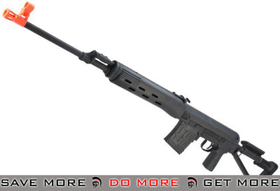 A&K SVD Dragunov Side-Folding Full Metal Airsoft AEG Sniper Rifle (Special Edition) Airsoft Electric Gun- ModernAirsoft.com