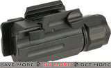 AIM Sports Pistol & Rifle Quick Release 3 Watt / 330 Lumens Combat Flashlight w/ Filter Set Matrix- ModernAirsoft.com