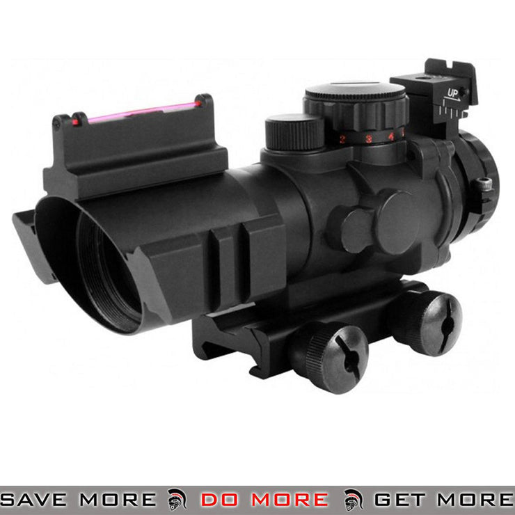 4x32 Dual-Rail Illuminated Compact Scope CA-1410