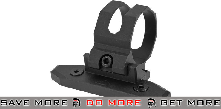 AIM Sports KeyMod 45 Degree Offset Mount for 30mm Flashlights Rings & Mounts- ModernAirsoft.com