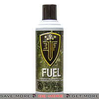 Elite Force Green Gas Tank for Airsoft Guns Single Can