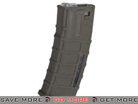 ACR Type 360rd Hi-Cap Magazine for M4 M16 Series Airsoft AEG Rifles - Dark Earth