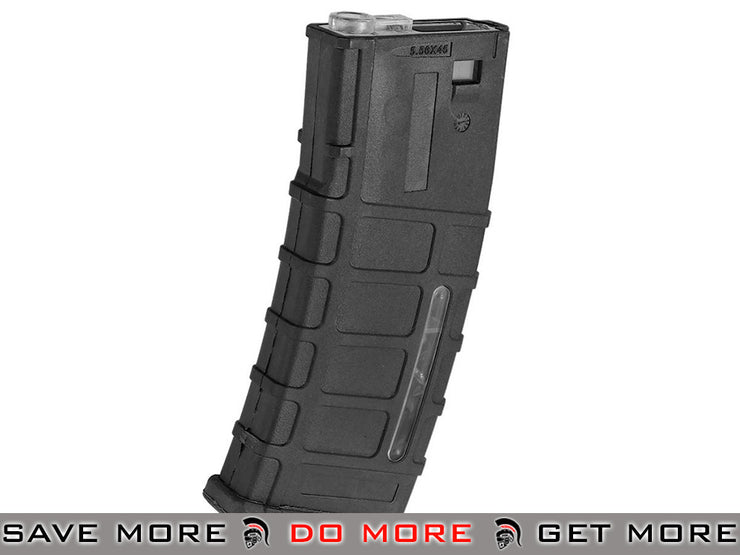 360rd ACR Style Hi-Cap Magazine for M4/M16 Series Airsoft AEG Rifles