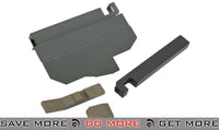A&K ACR Airsoft AEG Charging Handle Assembly - DE (Dark Earth) Charging Handles- ModernAirsoft.com