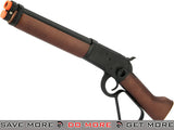 "A&K M1873 ""Mares Leg"" Lever Action Airsoft Gas Rifle Gas Rifles (Non-Blowback)- ModernAirsoft.com"