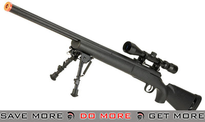 Pre-Order - ETA March 2018 - A&K US Army SOCOM Type M24 Airsoft Bolt Action Sniper Rifle (Fluted Barrel) M700 / M24 / M28 / M40 / VSR-10- ModernAirsoft.com