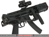 Full Metal Custom Swordfish A5 Airsoft AEG Sub-Machine Gun with Folding Stock by 6mmProShop