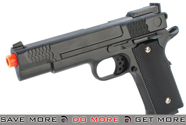 UKArms G20 Heavy Weight Metal Airsoft Spring Pistol w/ Metal Magazine Air Spring Pistols- ModernAirsoft.com