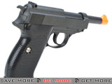 UKArms G21 Heavy Weight Metal Airsoft Spring Pistol w/ Metal Magazine Air Spring Pistols- ModernAirsoft.com