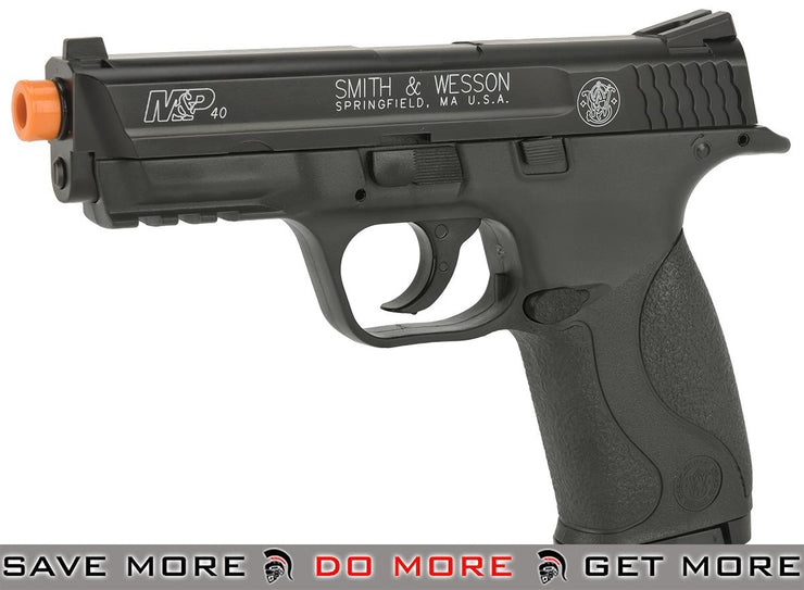 Smith & Wesson Licensed M&P40 Full Size Airsoft Spring Pistol Air Spring Pistols- ModernAirsoft.com