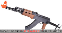 Full Size AK47-S Replica Airsoft Spring Action Rifle with Folding Stock Air Spring Rifles- ModernAirsoft.com