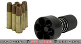 ASG Speed Loader with 6 Shells for 4.5mm Dan Wesson Airsoft Revolvers Air Gun Accessories- ModernAirsoft.com