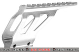ASG CNC Machined Aluminum Rail Mount for ASG CZ SP-01 Airsoft Pistols (Silver) Rail Mounts- ModernAirsoft.com