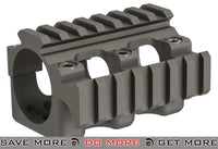 Front 20mm Accessory Rail for ASG M40A3 Airsoft Sniper Rifle RIS / RAS / Rails- ModernAirsoft.com