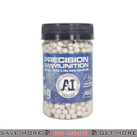 Precision 0.36g 6mm Airsoft BBs by ASG - White, 1000 ct 0.27g & Heavier BBs- ModernAirsoft.com