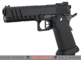 "PRE-ORDER March 2018 - AW Custom ""Black Ace"" Hi-Capa GBB Airsoft Pistol Gas Blowback Pistol- ModernAirsoft.com"
