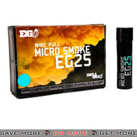 Enola Gaye EG25 Airsoft Smoke Grenade Micro Box of 10