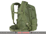 Condor OD Green Tactical Expedition Combat 3 day assault Back Pack Backpacks- ModernAirsoft.com
