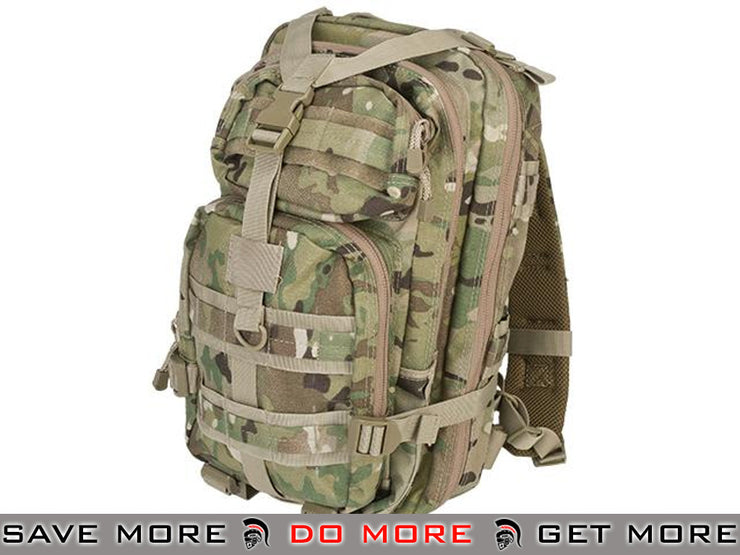 Condor Multicam Compact Assault Pack w/ Hydration Compartment Backpacks- ModernAirsoft.com