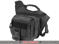 Condor Black EDC (Every Day Carry) Bag Sling/Messenger Bags- ModernAirsoft.com