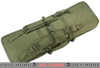 "Lancer Tactical 36"" Dual Rifle Bag (OD Green) Gun Bags- ModernAirsoft.com"