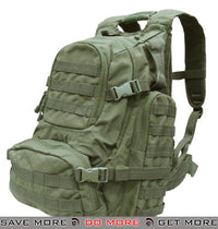 Condor OD Green Tactical Military Grade Urban Go Pack Backpacks- ModernAirsoft.com