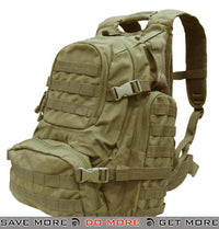 Condor Tan Tactical Military Grade Urban Go Pack Backpacks- ModernAirsoft.com