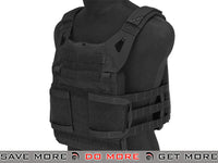 Crye Precision Jumpable Plate Carrier™ 2.0 (JPC) - Black (Size: Large) Black- ModernAirsoft.com