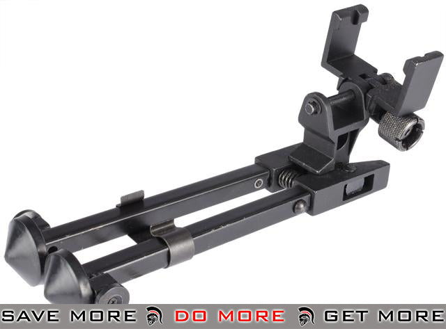 Matrix Full Metal Advanced Bipod System for Airsoft SVD Sniper Rifles Bipods- ModernAirsoft.com