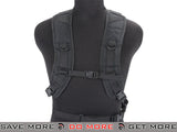 Lancer Tactical Light Weight Molle Hydration Carrier (Black) Backpacks- ModernAirsoft.com