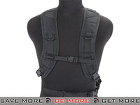 Lancer Tactical Light Weight Molle Hydration Carrier (Black) - Modern Airsoft