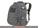 Condor Black Mission Pack Backpack Backpacks- ModernAirsoft.com