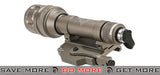 Bravo / Element Tactical CREE LED Scout V Weapon Light w/ Pressure Pad - Dark Earth flashlight- ModernAirsoft.com