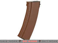 Hi-Cap 500rd Magazine for AK Series Airsoft AEG Rifle by CYMA / Matrix Electric Gun Magazine- ModernAirsoft.com