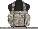 Lancer Tactical AK Chest Rig (ACU) Chest Rigs & Harnesses- ModernAirsoft.com