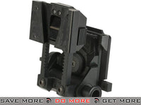 Lancer Tactical L4G24 Style NVG Arm for PVS-15/18 Type Mock NVGs - Black Head - Helmet Accessories- ModernAirsoft.com