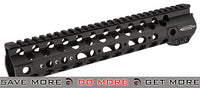 "PTS Licensed Centurion Arms CMR Rail 11"" for M4 / M16 Series Airsoft AEG / GBB Rifles - Black RIS / RAS / Rails- ModernAirsoft.com"