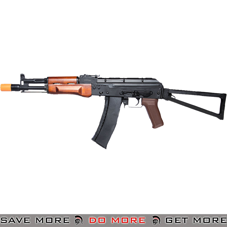 Classic Army AKS-74 Folding Stock PDW AEG Real Wood