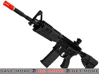 CAA Licensed Black Full Metal M4 Carbine Airsoft AEG Rifle by King Arms