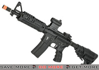 CAA Licensed Black M4 CQB Airsoft GBB Rifle Gas Blowback Rifle- ModernAirsoft.com