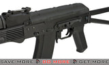 CYMA Stamped Metal AK74 w/ Folding Stock Airsoft AEG Rifle CYMA- ModernAirsoft.com