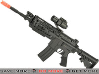 CYMA Modular Full Size M4 RIS Spring Powered Airsoft Rifle Air Spring Rifles- ModernAirsoft.com