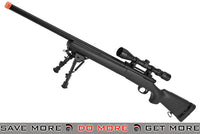 CYMA M24 US Army Bolt Action Airsoft Sniper Rifle (Black / Standard Barrel) M700 / M24 / M28 / M40 / VSR-10- ModernAirsoft.com