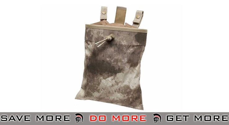 Condor MOLLE 3-Fold Mag Recovery / Dump Pouch - Color: A-TACS Camo A-TACS Pouches- ModernAirsoft.com