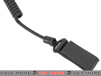 Condor Black Retention Pistol Lanyard Slings- ModernAirsoft.com