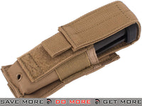 Condor Tactical Pistol Magazine Pouch (Tan) Ammo Pouches- ModernAirsoft.com