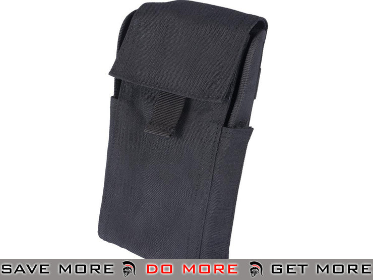 Condor Tactical Shotgun Reload Shell Carrier (Black) Ammo Pouches- ModernAirsoft.com