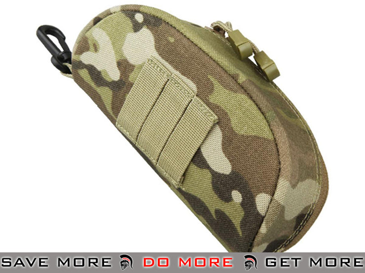 Condor Tactical Sunglasses Case (Multicam) Eyewear Accessories- ModernAirsoft.com