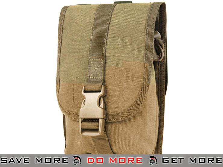 Condor Tactical Small Utility Pouch (Coyote Brown) Others / Pouch Accessories- ModernAirsoft.com